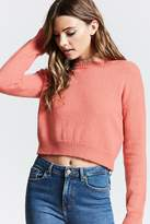 Forever 21 FOREVER 21+ Contemporary Crew Neck Sweater