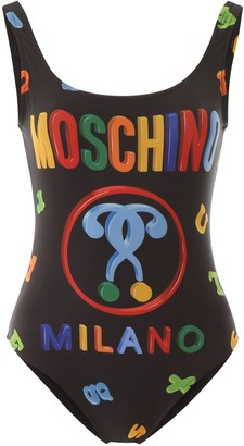 Moschino Magnets Swimsuit