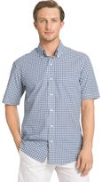 Arrow Men's Hamilton Classic-Fit Plaid Poplin Button-Down Shirt