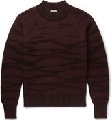 Bottega Veneta - Distressed Wool Sweater