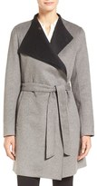 Calvin Klein Women's Belted Wrap Coat