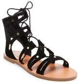 dv Women's dv Gracelyn Lace Up Gladiator Sandals