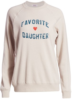 Sub Urban Riot Favorite Daughter Graphic Sweatshirt