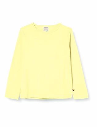 loud + proud Girl's Shirt Single Jersey Organic Cotton Long Sleeve Top