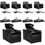 4 Salon Styling Chair Package EB-41A