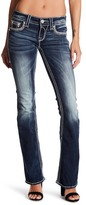 Rock Revival Tibbie Faded Bootcut Jeans