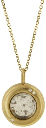 Darsana Lucy Yellow Gold Necklace
