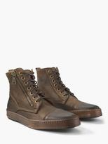 John Varvatos Artisan Side Zip Sneaker