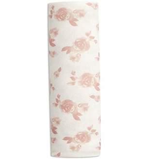 Aden Anais Aden + Anais Snuggle Knit Swaddle Blanket Rosettes