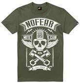 No Fear Men's Moto Club T-Shirt