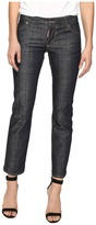 DSQUARED2 Billy Denim Pants in Blue Women's Casual Pants