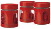 Maxwell & Williams Cosmopolitan Colours Set of 3 Canister