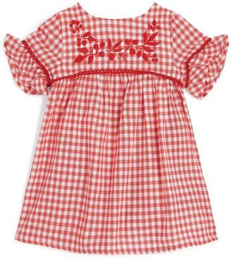 Tartine et Chocolat Gingham Smock Dress (3-36 Months)