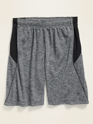 Old Navy Go-Dry Color-Blocked Mesh Shorts for Boys