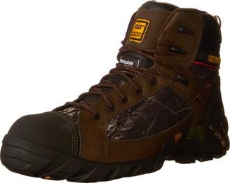 Caterpillar Footwear Men's Hoit Mid WP CT CSA Work Boot