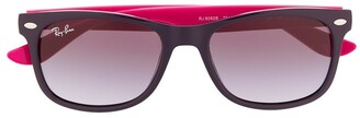 Ray Ban Junior Square Frame Sunglasses
