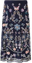 Needle & Thread Butterfly Garden Skirt