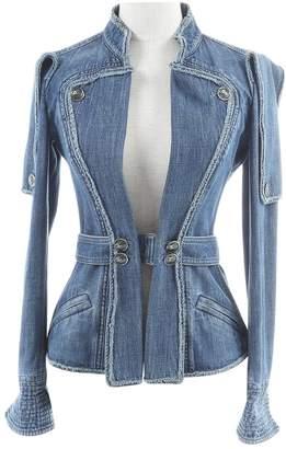 Chanel Blue Denim - Jeans Jackets