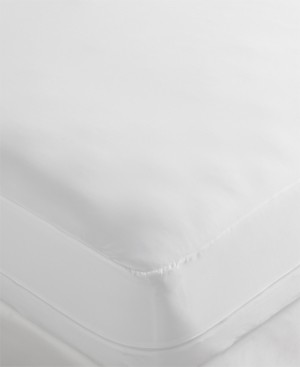 Protect A Bed Protect-a-Bed AllerZip Smooth Anti-Allergy and Bed Bug Proof Queen Mattress Protector