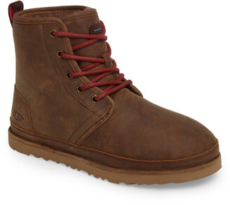 UGG Harkley Weather Waterproof Plain Toe Boot