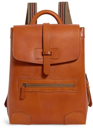 Purdey 12L Leather Backpack