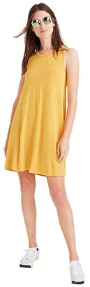 Madewell Highpoint Tank Dress (Heather Pollen) Women's Clothing