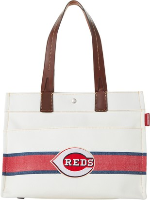 Dooney & Bourke MLB Reds Medium Tote