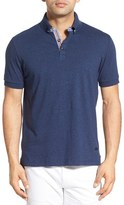 Stone Rose Men's Cotton Jersey Polo