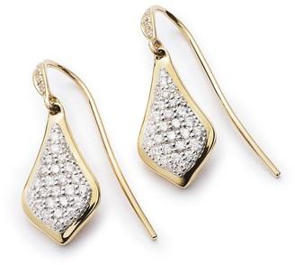 Kendra Scott Lexi Drop Earrings in Pave Diamonds