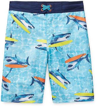 Arizona Boys Swim Trunks Husky-Big Kid