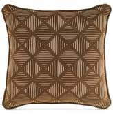 "Croscill Salida 16"" Square Embroidered Decorative Pillow"
