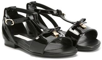 Dolce & Gabbana Bow Sandals