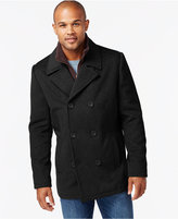 Kenneth Cole Wool-Blend Peacoat