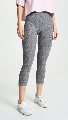 Beyond Yoga High Waist Capri Leggings