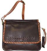 Nino Bossi Women's Peony Petal Cross Body Bag