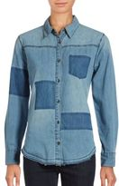 Joe's Jeans Kristina Cotton Denim Shirt
