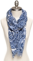 Tommy Hilfiger Final Sale- Paisley Scarf