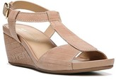 Naturalizer Women's Camilla T-Strap Wedge Sandal
