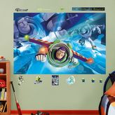 Fathead Disney / Pixar Toy Story Buzz Lightyear Mural Wall Decal by