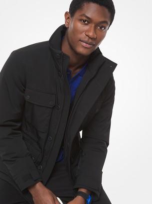 Michael Kors Nylon-Blend Field Jacket