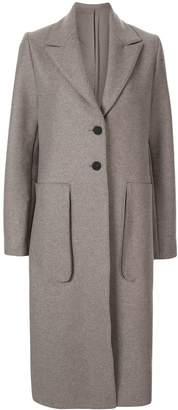 Studio Nicholson single-breasted tailored coat