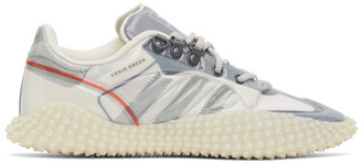 Craig Green White and Grey adidas Edition CG Polta AKH I Sneakers