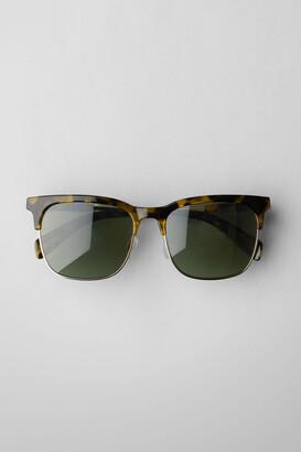 Weekday Trail Sunglasses - Beige