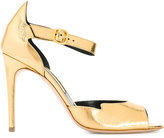 Rupert Sanderson ankle strap sandals - women - Leather - 36