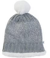 Nautica Snowy Sherpa Pom Hat