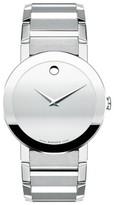 Movado Men's Sapphire Bracelet Watch, 38Mm