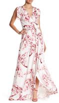 Rachel Pally Perpetua Maxi Wrap Dress