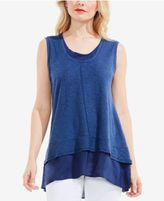 Vince Camuto TWO by Layered-Look Top