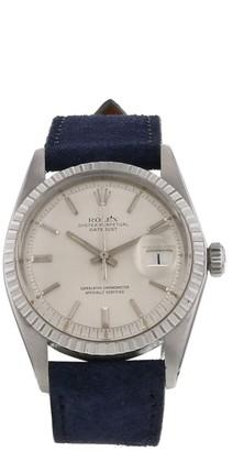 Rolex 1973 pre-owned Datejust wrist watch