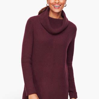 Talbots Cashmere Cowlneck Sweater